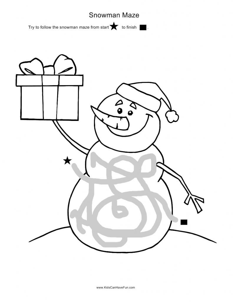 Christmas Mazes.Christmas Mazes Archives Kidscanhavefun Blog