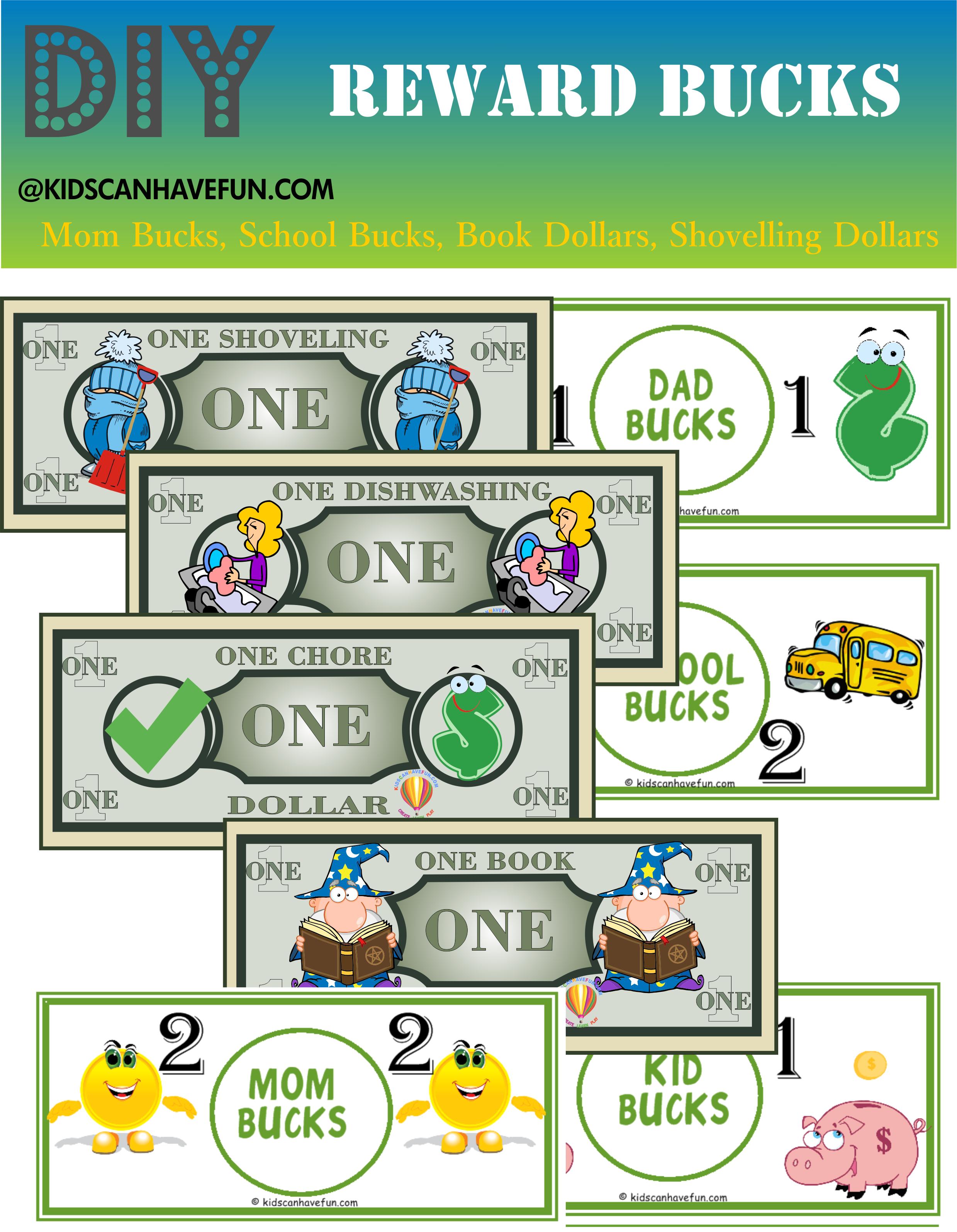 photo relating to Printable Reward Bucks named Benefit Pounds, Printable Exciting Economic